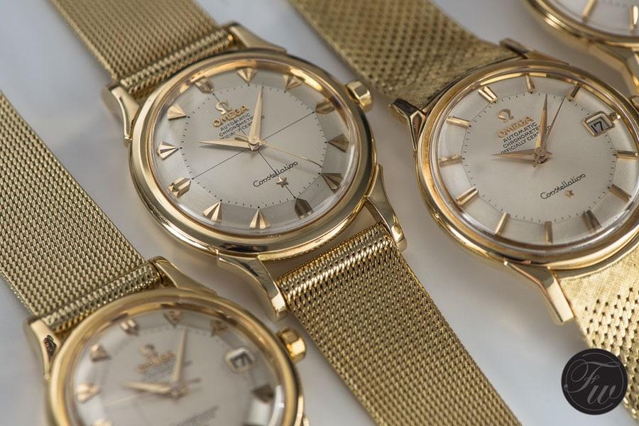 Vintage-Uhr von Omega