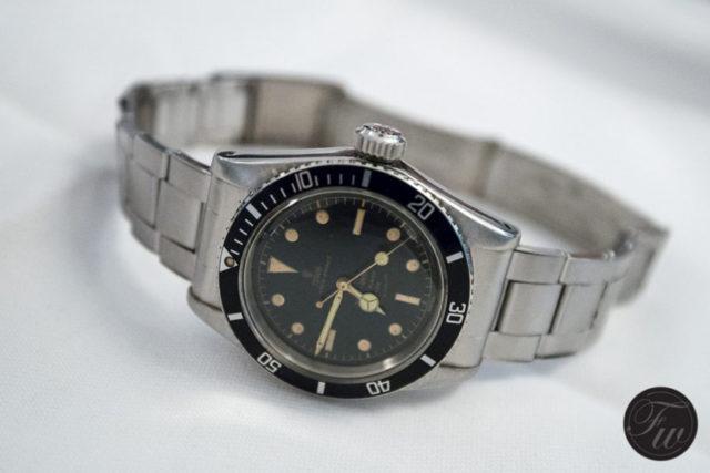 Vintage-Uhr von Tudor