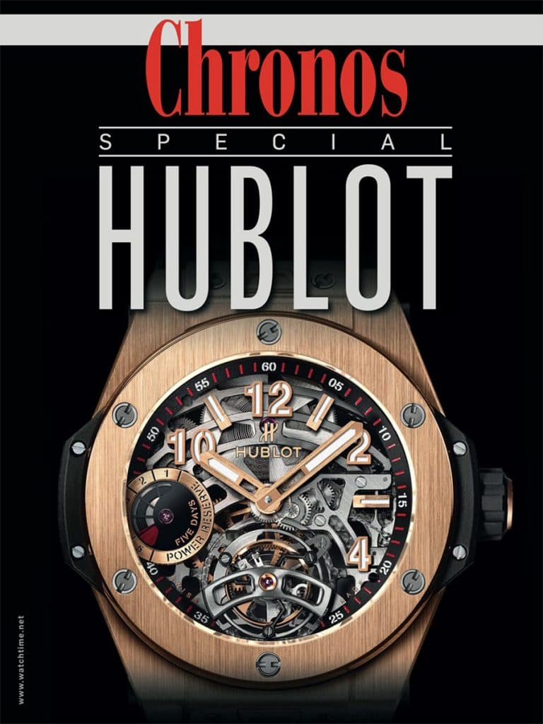 Chronos Special Hublot 2015
