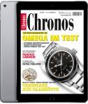 Chronos: Ausgabe 1/2015 auf dem iPad