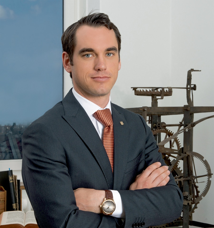 H. Moser & Cie.: CEO Edouard Meylan