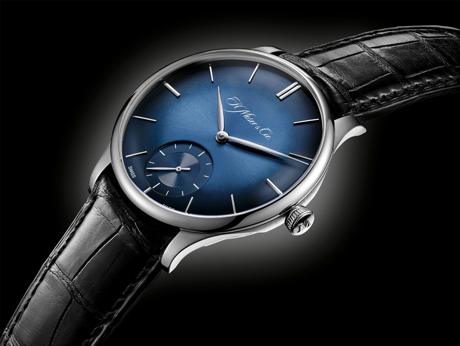 H. Moser & Cie.: Venturer Small Seconds Bucherer Edition