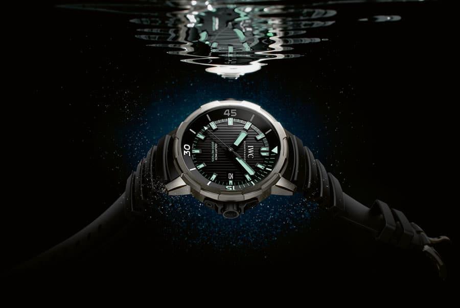 IWC: Aquatimer Automatic 2000