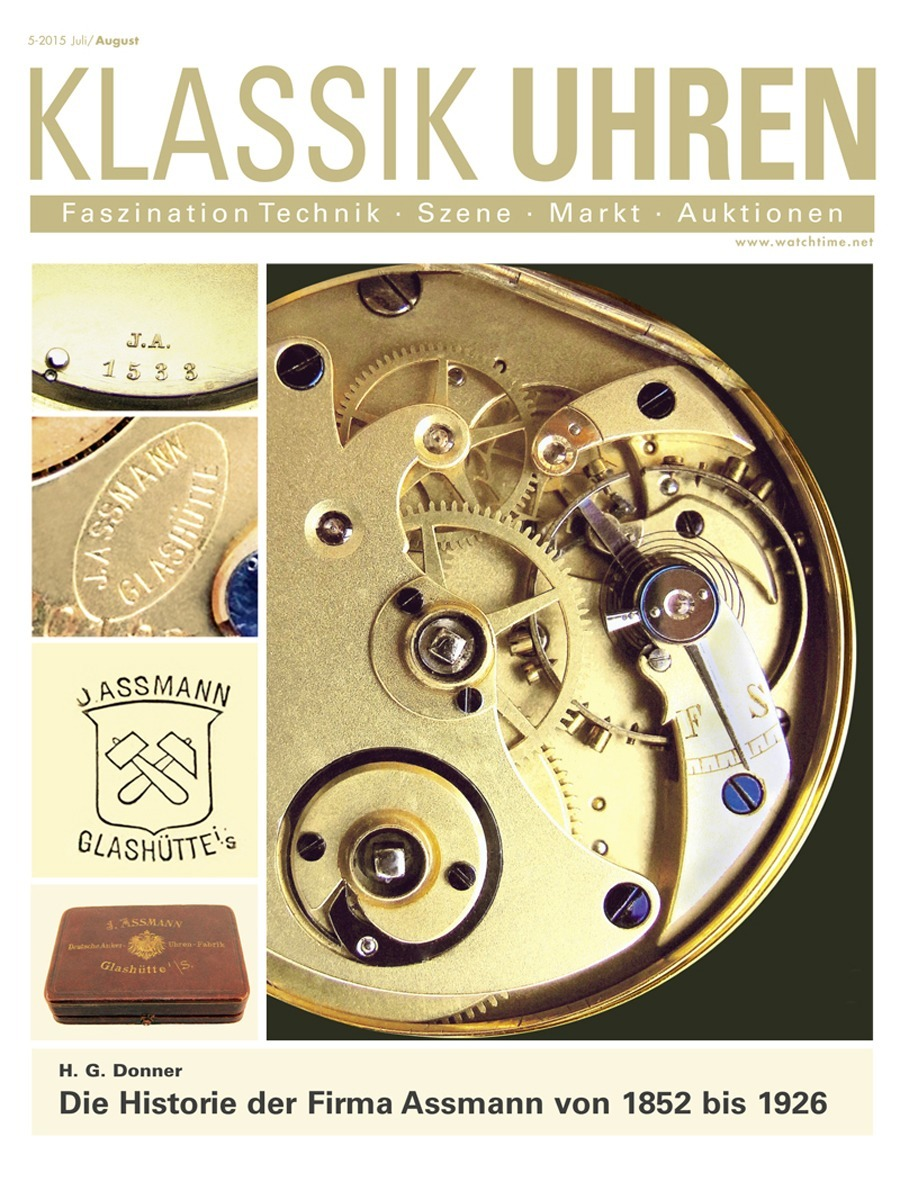 Klassik-Uhren 5/2015