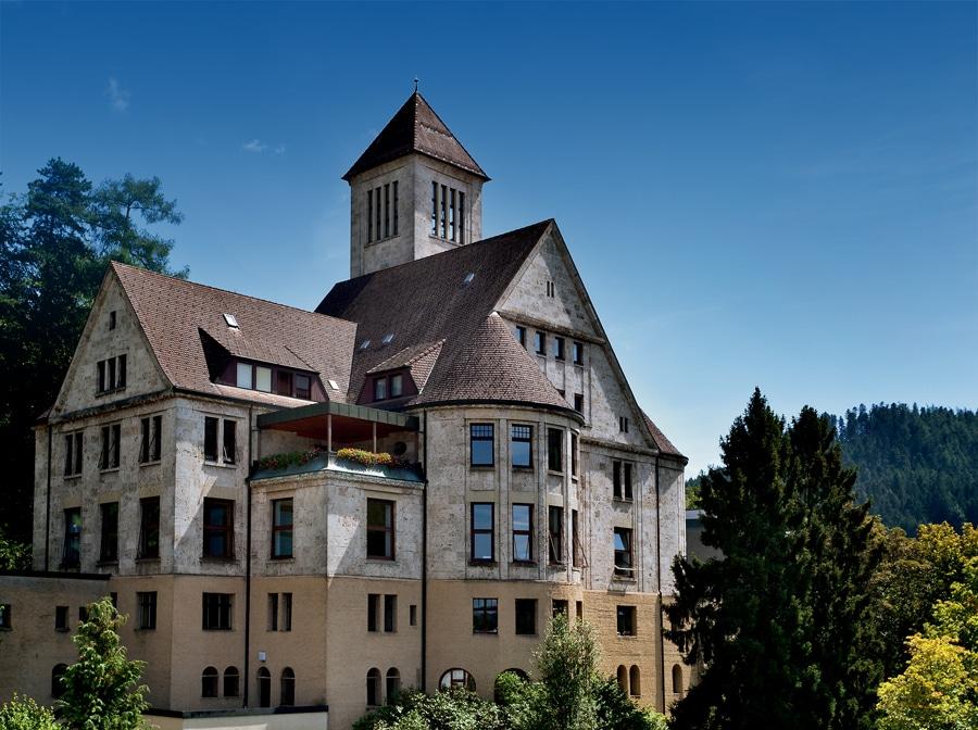 Lehmann Schramberg: Hauptsitz Gut Berneck