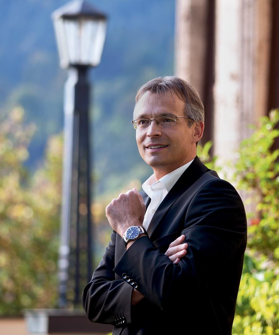 Lehmann Schramberg: Firmengründer Markus Lehmann
