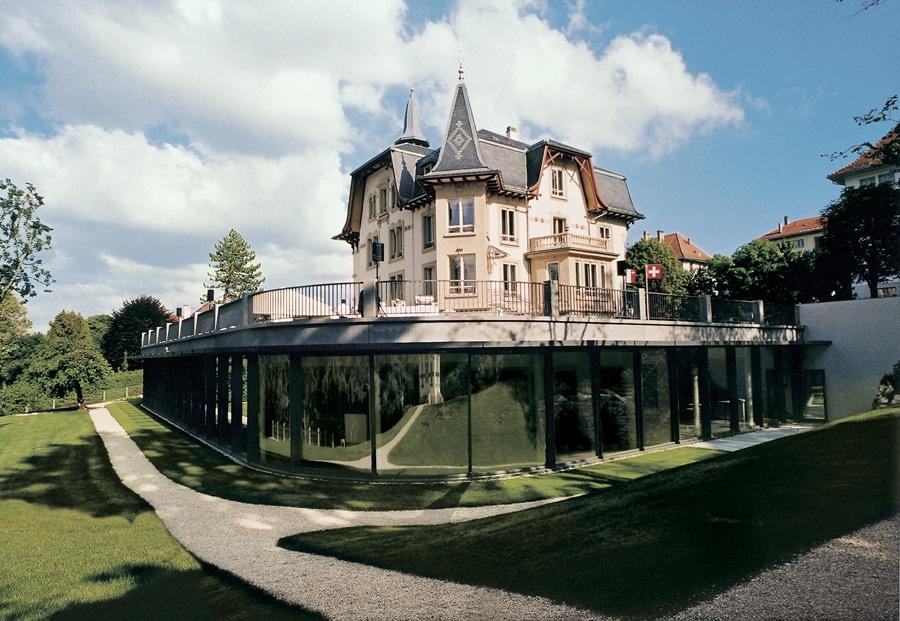 Montblanc: In Le Locle wird das Gros der Uhren gefertigt.