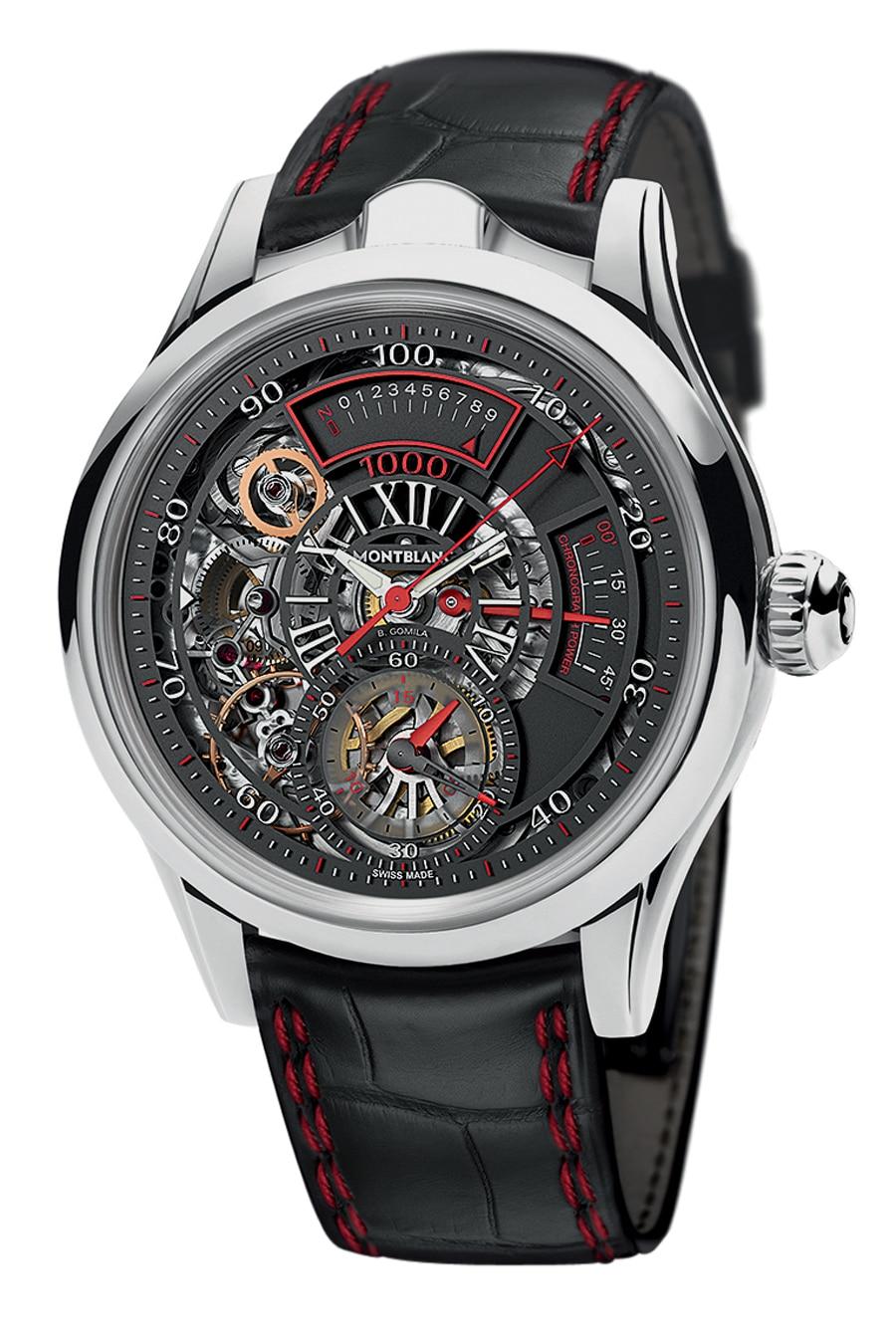 Montblanc: Timewriter II Chronographe Bi-Fréquence