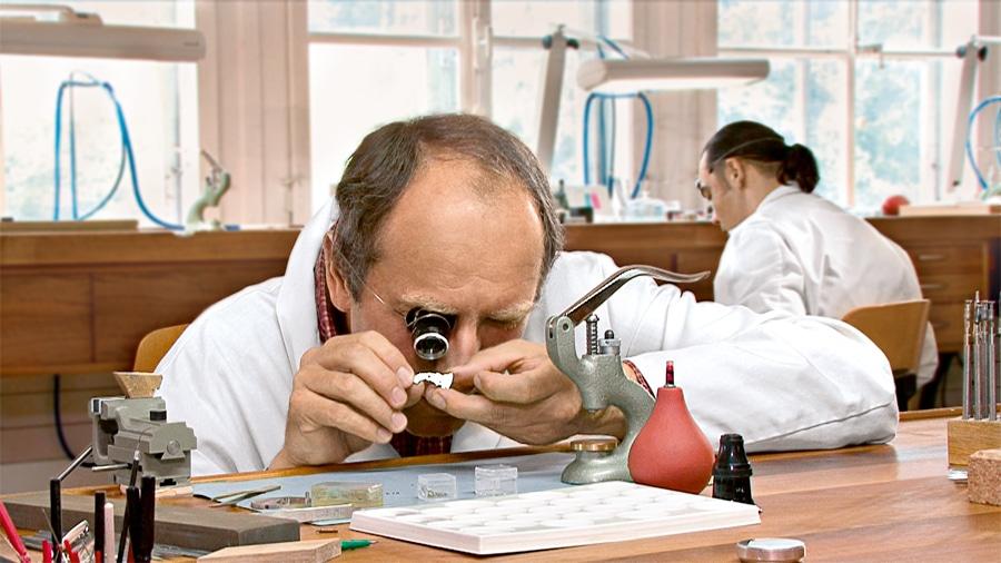 Montblanc: In Villeret sitzen Feinuhrmacher-Spezialisten mit wichtigem Know-How.