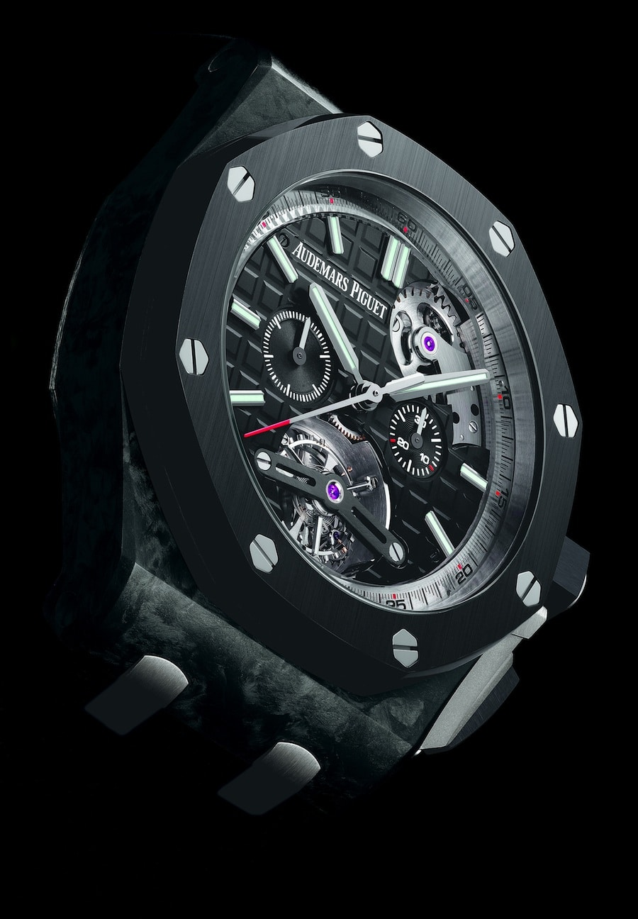 Audemars Piguet: Royal Oak Offshore Selfwinding Tourbillon Chronograph