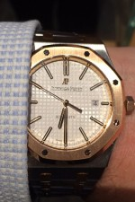 Audemars Piguet: Royal Oak