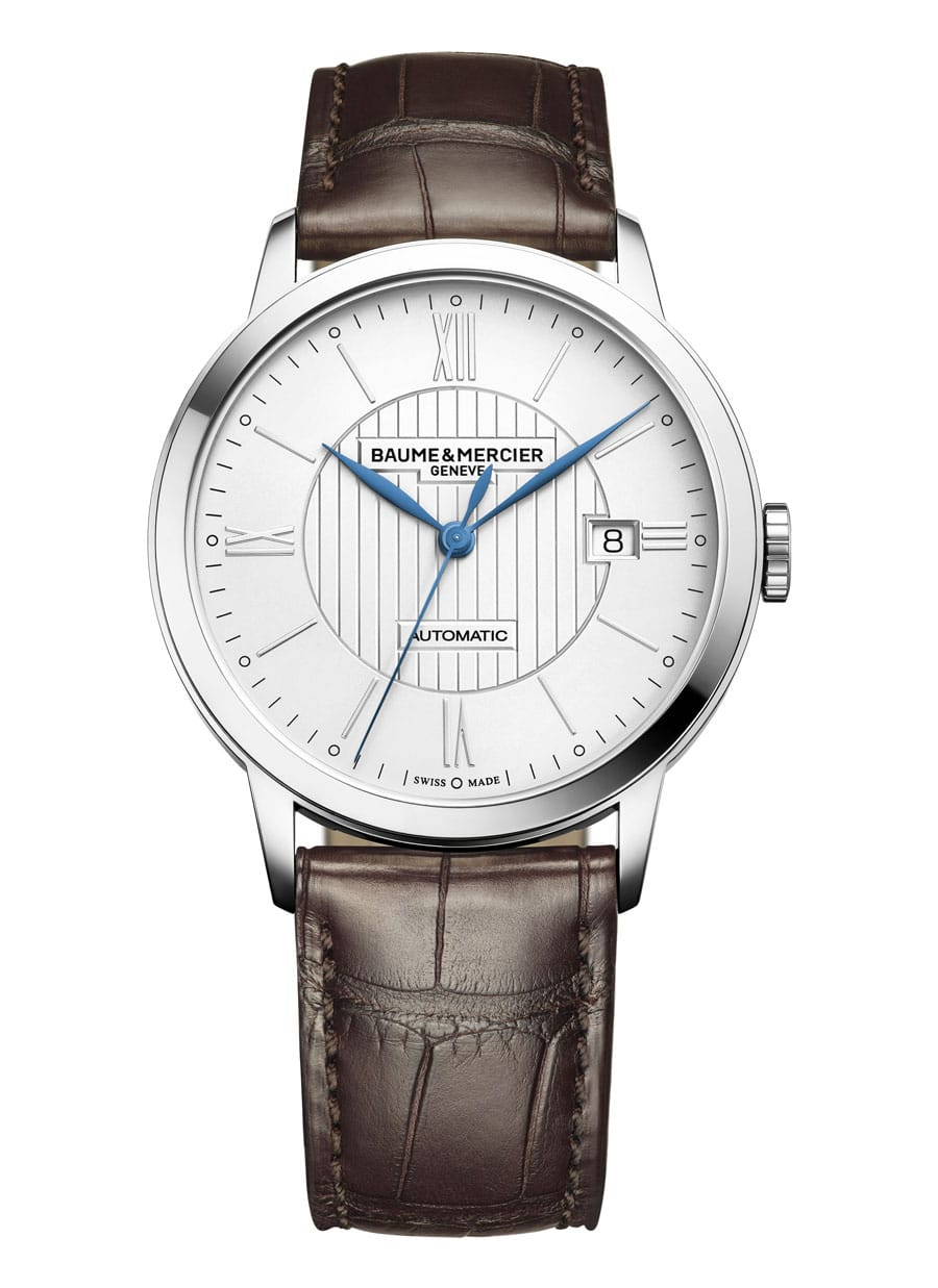 Baume & Mercier: Classima, Lederband