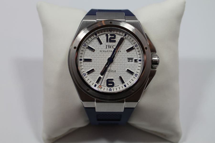 IWC Ingenieur Adventure Ecology - neu