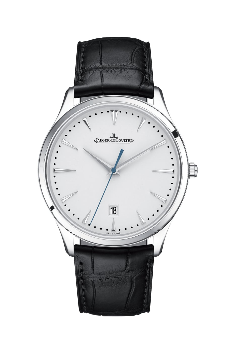 Jaeger-LeCoultre: Master Ultra Thin Date
