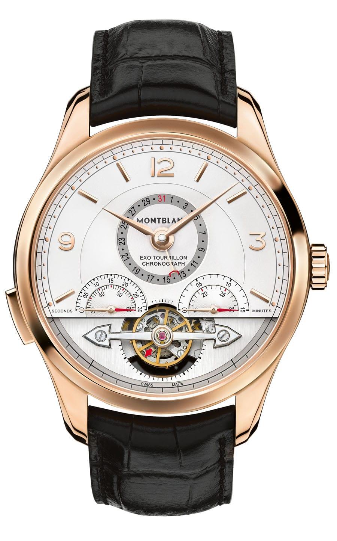 Montblanc: Heritage Chronométrie ExoTourbillon Minute Chronograph