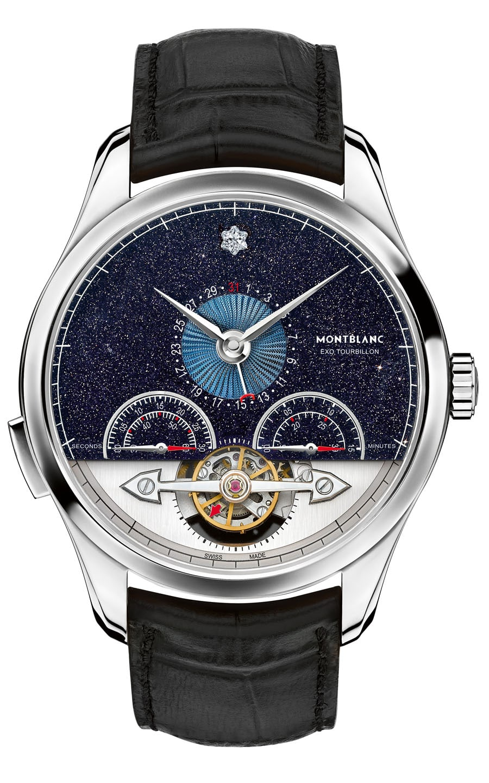 Montblanc: Heritage Chronométrie ExoTourbillon Minute Chronograph Vasco da Gama Limited Edition 60