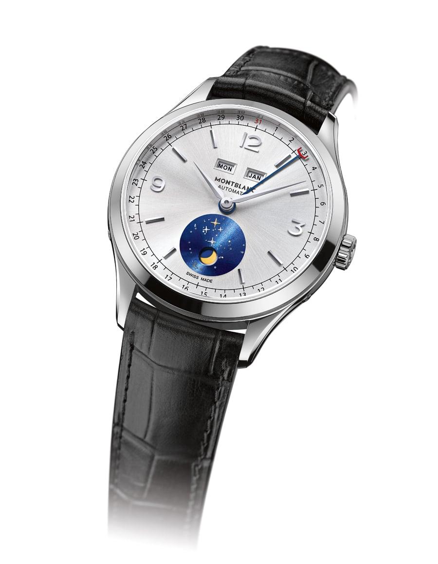 Montblanc: Heritage Chronométrie Quantième Complet Vasco da Gama