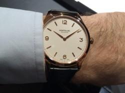 Montblanc: Heritage Chronometrie Ultra Thin