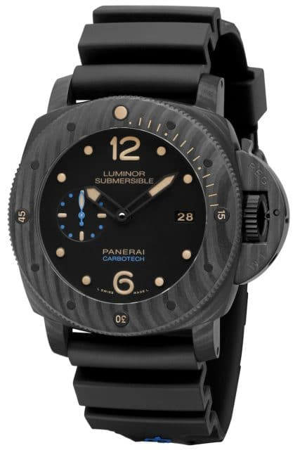 Panerai: Luminor Submersible 1950 Carbotech