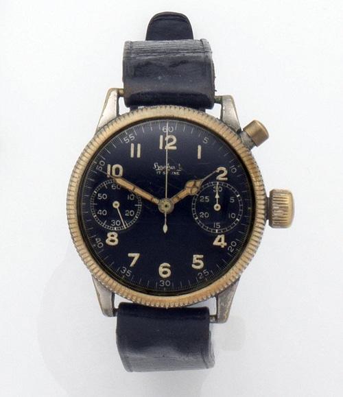 Hanhart-Vintage-Uhr von 1938