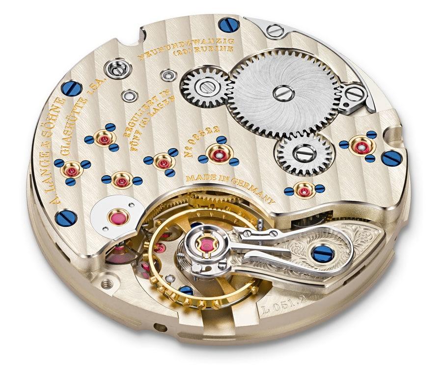 6 Merkmale Glashütter Uhrwerke