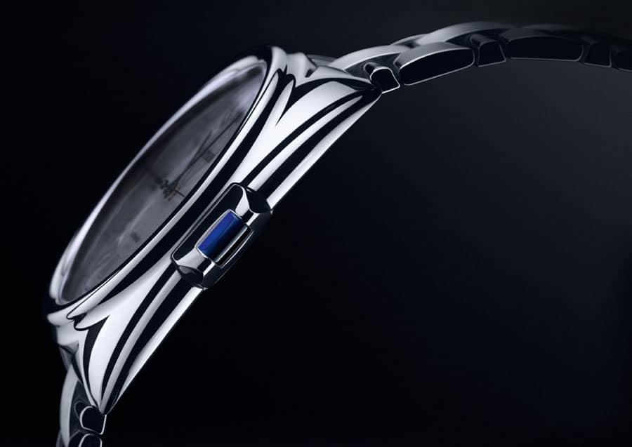 Cartier: Clé mit Krone in Form eines Uhrenschlüssels
