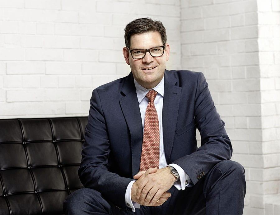 Christian Sieg, Geschäftsführer von echte-uhren.de