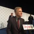 Oscar-Preisträger Christoph Waltz auf dem Genfer Uhrensalon SIHH 2015