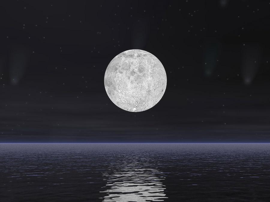 Jaeger-LeCoultre: Moon