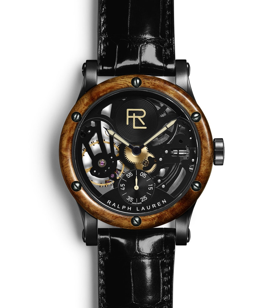 Ralph Lauren: Automotive Skeleton