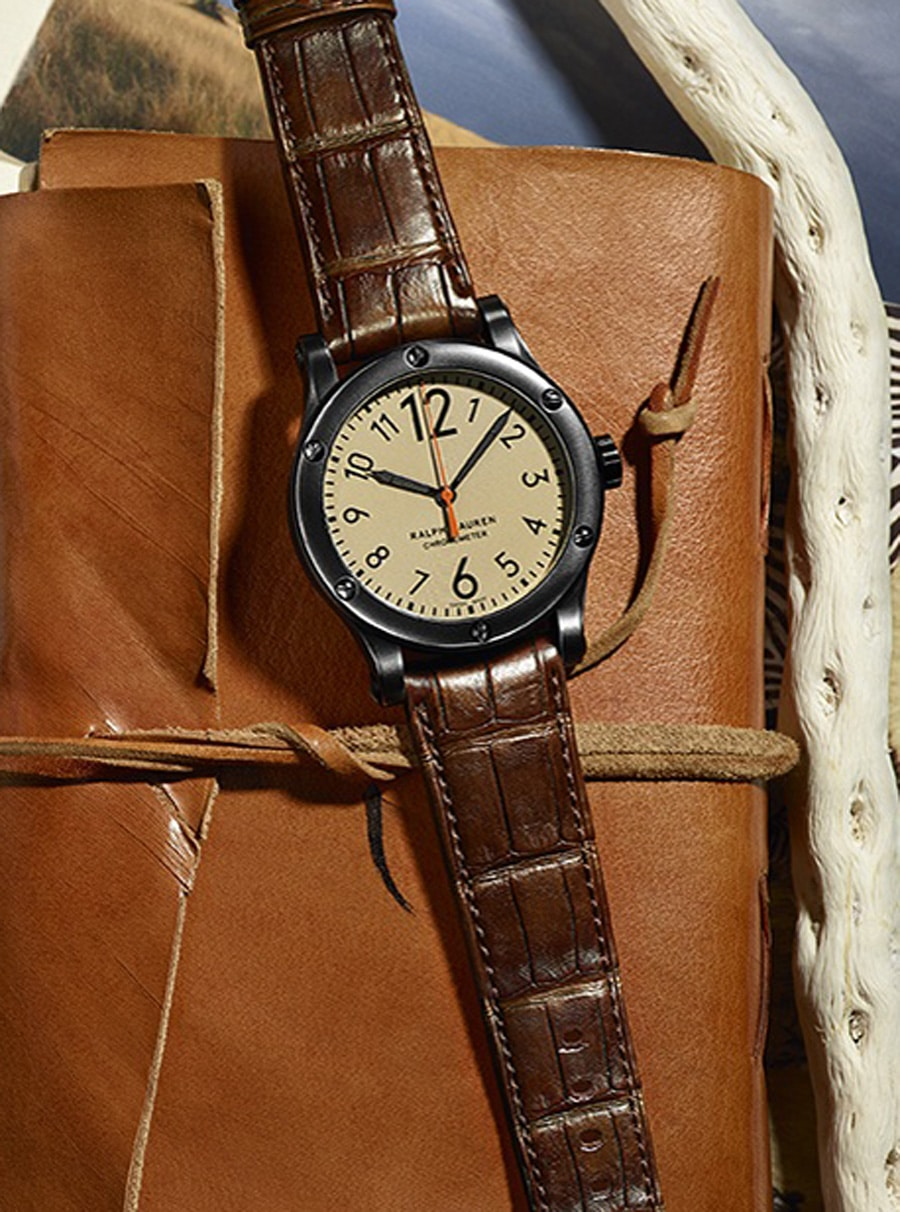 Ralph Lauren: RL67 Safari Chronometer