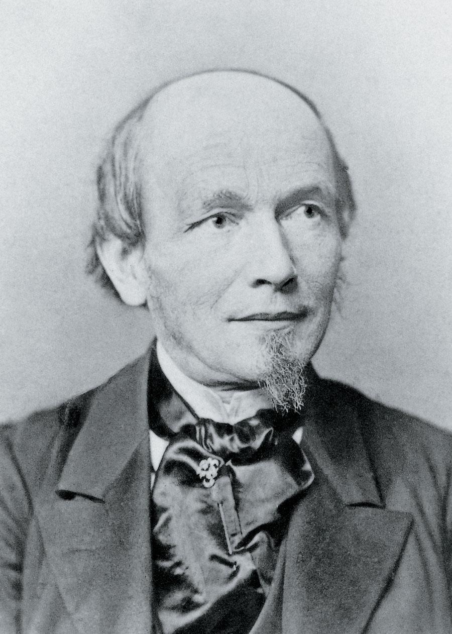 Ferdinand Adolph Lange (1815-1875) brachte die Feinuhrmacherei nach Sachsen