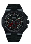 Breitling for Bentley GMT Light Body B04 Midnight Carbon