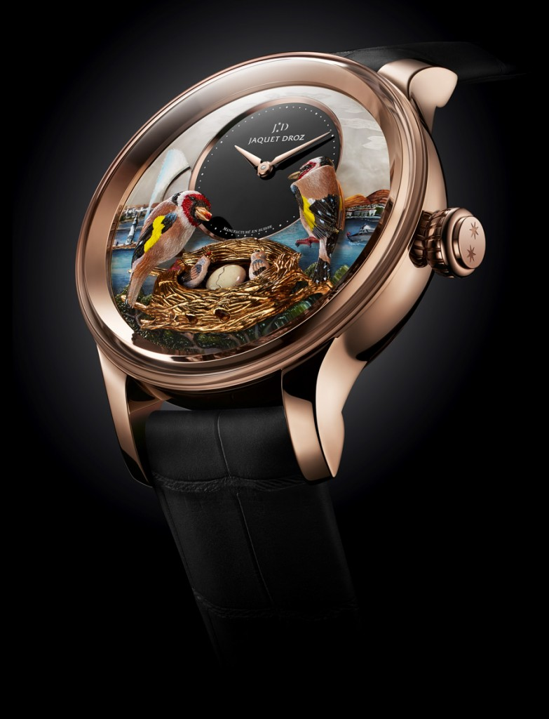 Jaquet Droz: The Bird Repeater Geneva