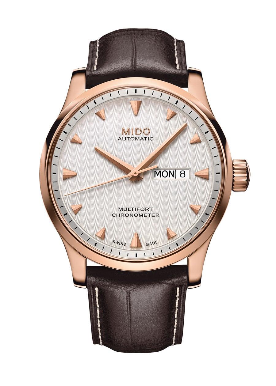 Mido: Multifort Caliber 80 Chronometer