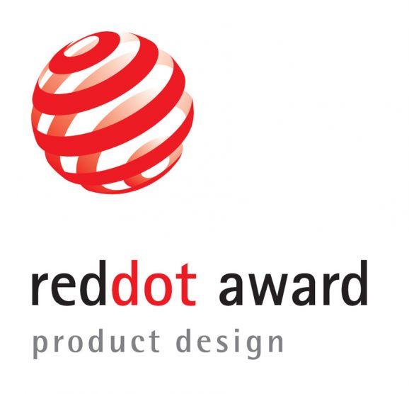 Das Logo des Red Dot Award Product Design