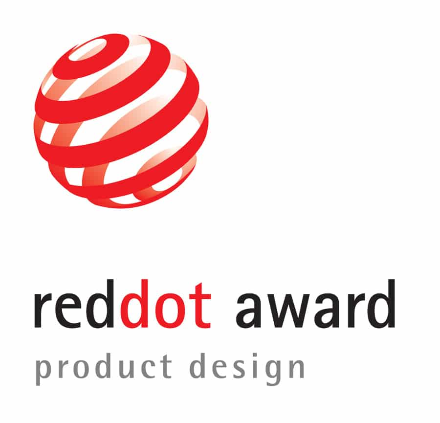 Das Logo des Red Dot Award Product Design