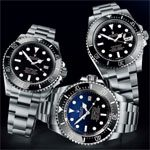 Rolex-Test: Submariner, Sea-Dweller, Deepsea