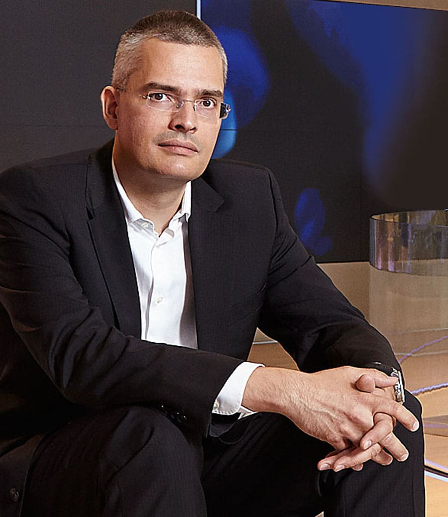 Rüdiger Bucher: Chefredakteur Chronos