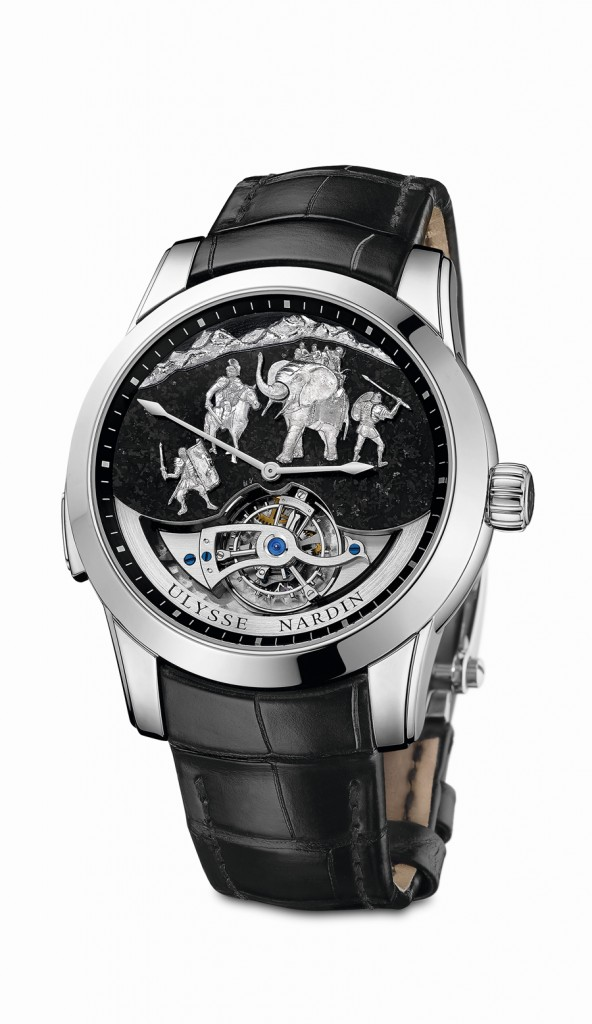 Ulysse Nardin: Hannibal Minute Repeater