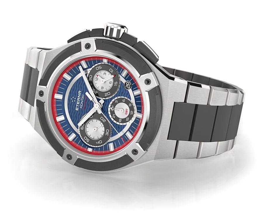 Eterna: Royal KonTiki Chronograph GMT
