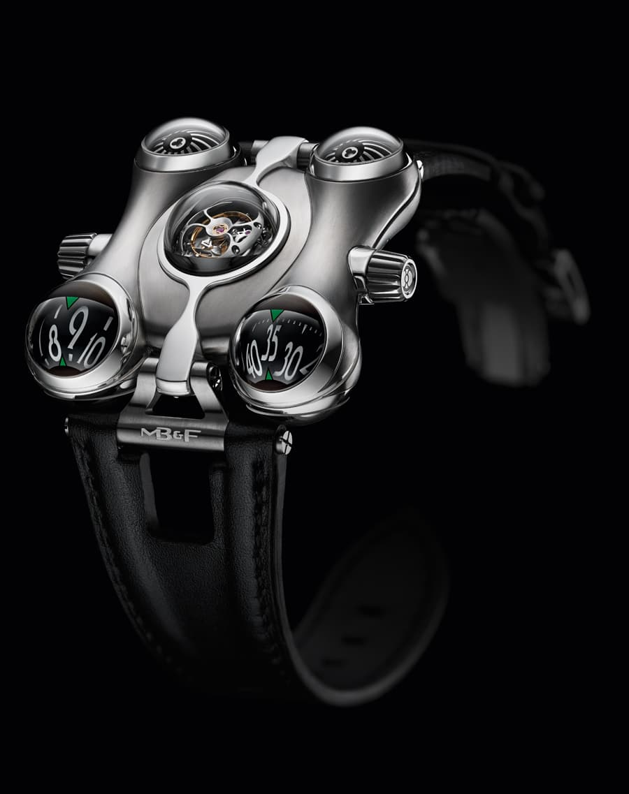 MB&F: HM6 Space Pirate