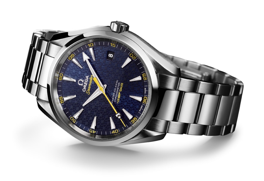 Omega: Seamaster Aqua Terra 150M, James Bond Limited Edition