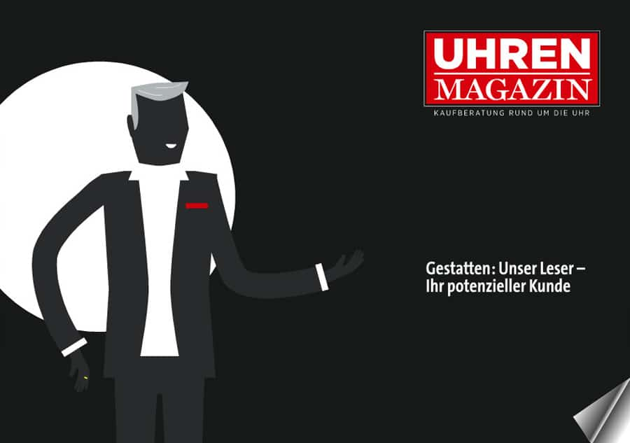Imagebroschüre: UHREN-MAGAZIN 2015