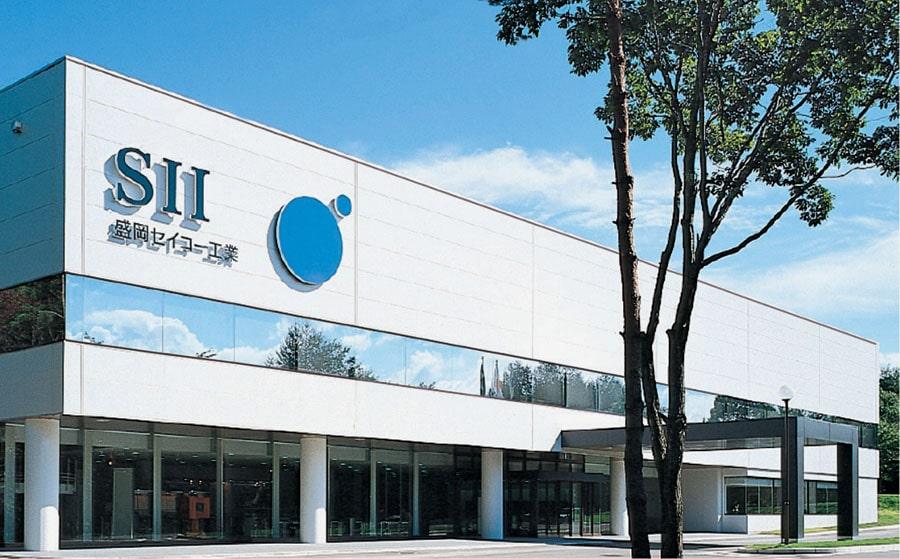 Moderne Fabrik: Die Produktionsstätte Morioka Seiko Instruments in der nordjapanischen Präfektur Iwate