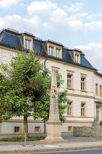 Das Stammhaus von A. Lange & Söhne