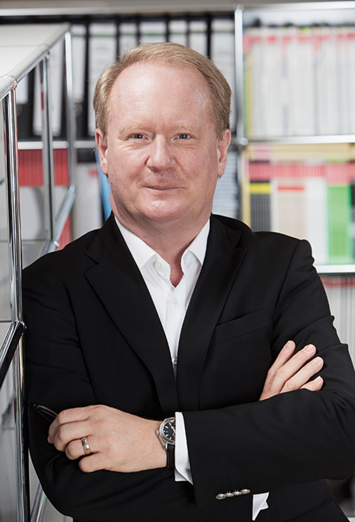 Thomas Wanka, Chefredakteur Uhren-Magazin und Watchstars-Executive
