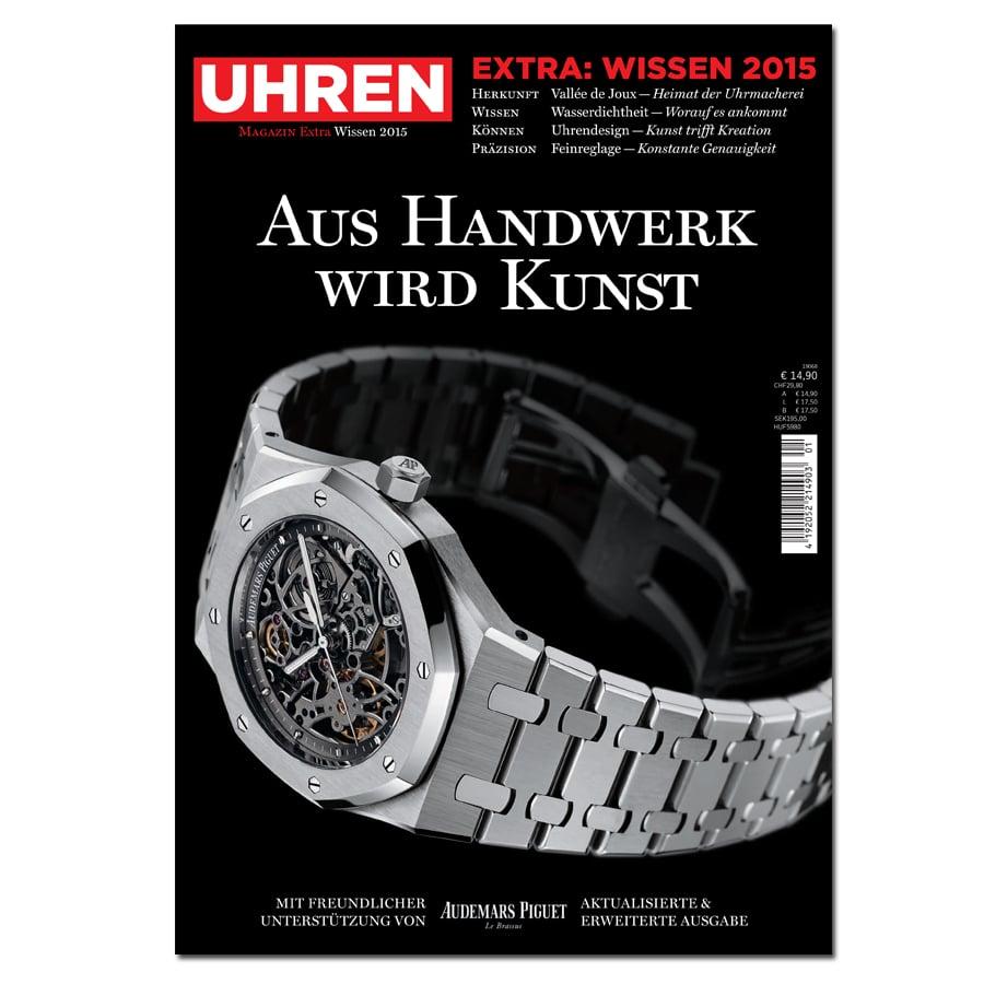 UHREN-MAGAZIN Sonderheft Wissen 2015