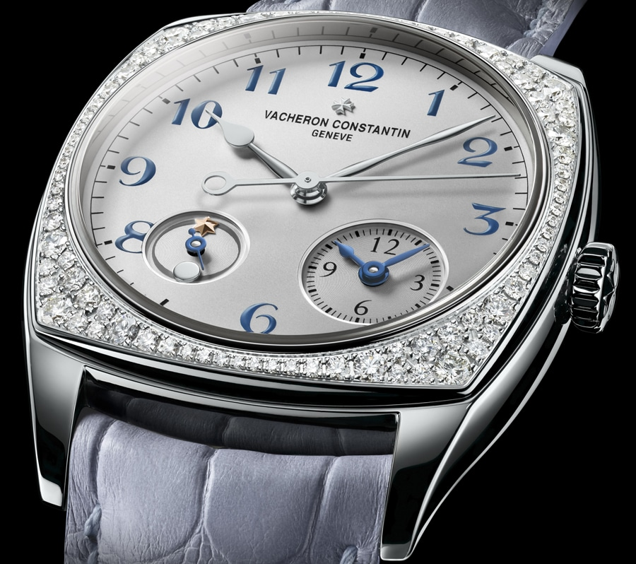 Die Damenversion der Vacheron Constantin Harmony Dual Time