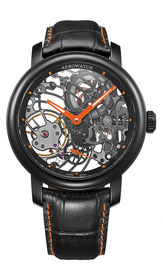 Aerowatch: Renaissance Orange Tornado